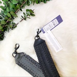 Rebecca Minkoff Bags - NWT Rebecca Minkoff Whipstitch Stud Handbag Strap